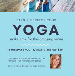 Yoga Development Series