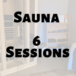SAUNA SESSIONS - 6