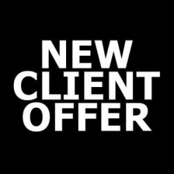 NEW CLIENTS: 2 Weeks for $25