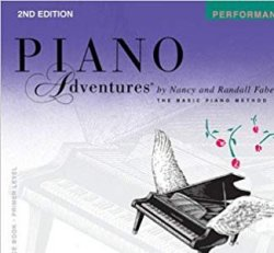Piano Adventures Primer Level - Performance