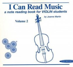 I Can Read Music - Volume One (Violin)
