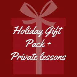 Holiday Package 1 - Single Private Lesson
