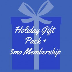 Holiday Gift Package 3 - Three Months of Classes