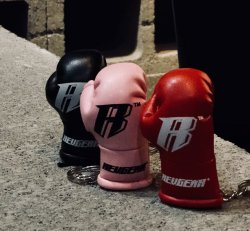 Boxing Glove Keychain ON SALE