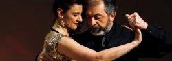 Gustavo Naveira & Giselle Anne: Estructura del giro
