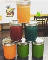 Wholehearted Fresh Pressed Juice (24 HR PRE ORDER)