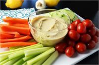 Wholehearted Hummus & Veggies (24HR PRE ORDER)