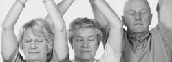 Yoga Therapy for Healthy Aging( 50 +) and Chair Yoga