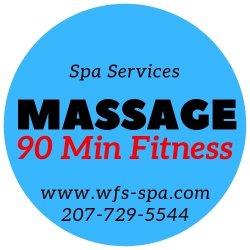 Fitness Massage (Deep Tissue) - 90 min