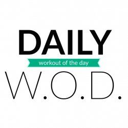 Daily W.O.D