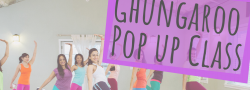 Ghungaroo Pop Up Class