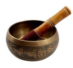Tibetan Signing Bowl ( LARGE )
