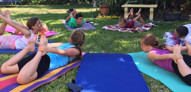 Yoga Studio in Oakland Park, FL