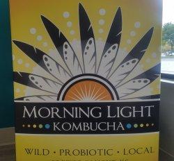 Fill/Refill 32 oz Bottle Morning Light Kombucha