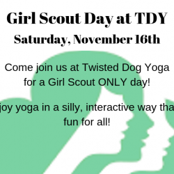 Girl Scout Day Event Pass