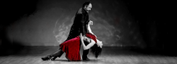 Milonga with Maestros. Performance by Gustavo Naveira and Giselle Anne