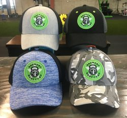 Brewery Boot Camp Hats