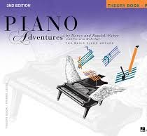 Theory Book - Faber Piano Adventures Primer Level - 2nd Edition