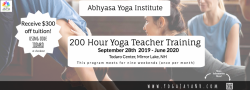 200 Hour Yoga Teacher Training (RYS 200)