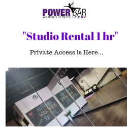 Entire Studio Rental