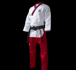 Adidas Poomsae Youth Female Uniform