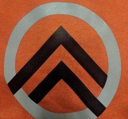 Logo Women's Tee Orange