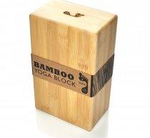 Barefoot Yoga Bamboo Block