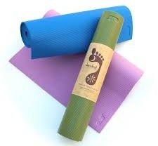 Barefoot Yoga - Hybrid Eco Mat