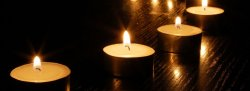 Candlelight Yin with Yoga Nidra with Donna Martens, Sunday, Mar 24, 2019 in Ahwatukee 6:30-8:00 p.m.