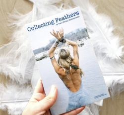 Collecting Feathers Poetry Book