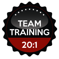 ONLINE  Team Training Drop In