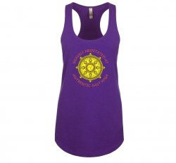 Authentic-East Yoga Tank Top