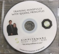 DVD - Training Mindfully with Qigong Principles