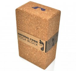 Barefoot Yoga Cork Block