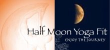 Half Moon Yoga Fit