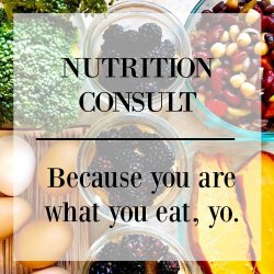 Nutrition Consult with Kim