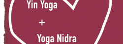 Yin Yoga + Yoga Nidra With Charles