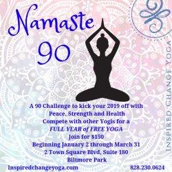 Namaste 90 ~ 2019