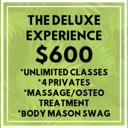 The Deluxe Experience