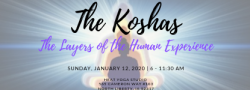 The Koshas | The Layers of the Human Experience