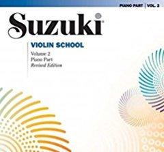 Suzuki Violin Book 2
