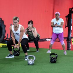 Ladies Classes PAY IN FULL - 1 month