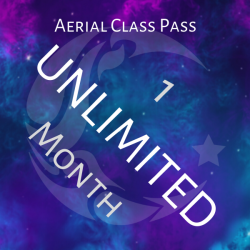 Unlimited Aerial Class Pass- One Month