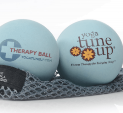 YOGA THERAPY TUNE UP BALLS IN TOTE