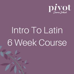 6 Intro To Latin Special