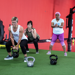 Ladies Classes PAY IN FULL - 12 month