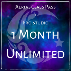 Aerial and Pro Studio Unlimited- One Month