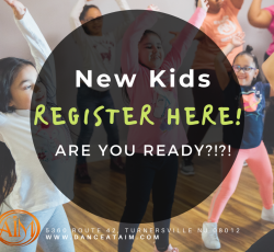 Kids New Dancer Registration Fee