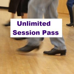 Unlimited Session Pass March - April 2019