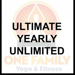 Ultimate Yearly Unlimited Membership
